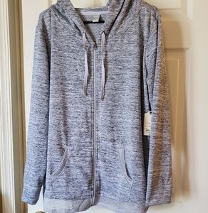 St johns bay jacket with cute detail